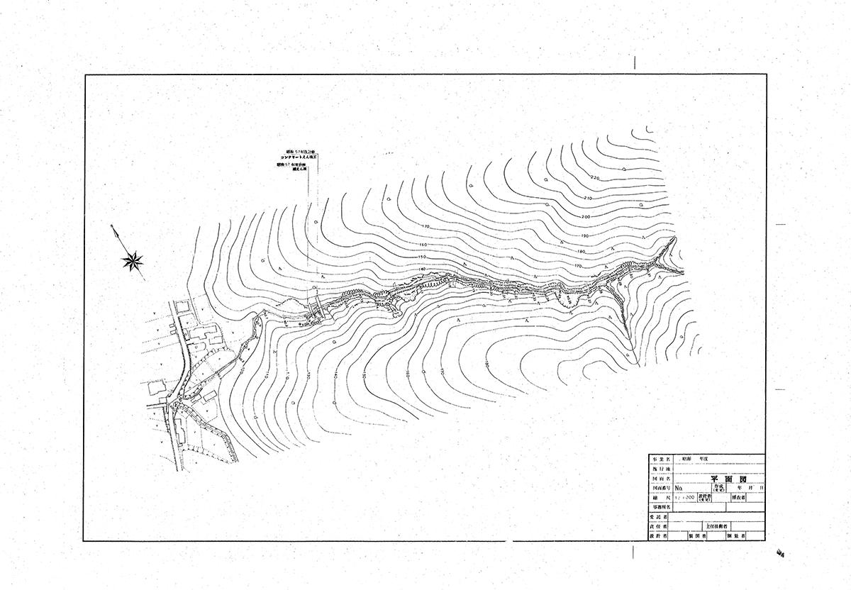 事例8平面図Beforeの画像